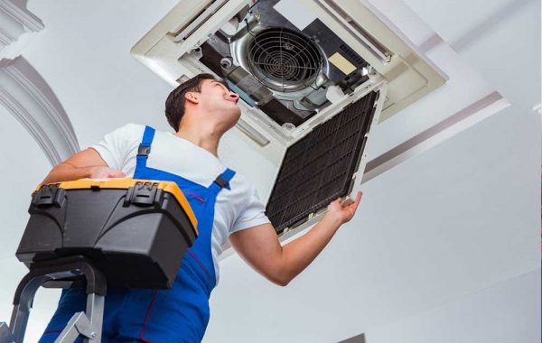 We repair and service different AC types
